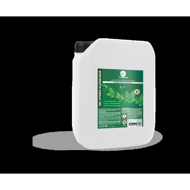 PURECIDE gel hydroalcoolique jerrican 5L