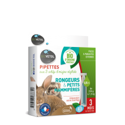 Pipettes rongeurs & petits...