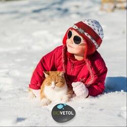 Prendre soin de ses animaux en hiver ❄️🌬☀️  Les chiens et les chats sont comme nous : inégaux face au froid  Les parasites, s'ils peuvent être moins nombreux qu'à certaines périodes (comme au printemps et à l'automne),restent tout de même présents et il est essentiel de continuer àprotéger votre chien ou votre chat. Il convient de les vermifuger et de les traiter correctement contre les tiques et les puces.  Les puces ont tendance, durant la saison hivernale, a ellesaussi apprécier l'intérieur de nos foyers. D'où l'importance de lutter contre toute infestation en pensant à traiter aussi l'environnement (lieu de couchage des chiens et chats, literies, tapis...).  Au retour des balades, une inspection soignée permettra de s'assurer de l'absencede tout parasite, mais également d'infection ou encore de blessure. Pensez à bien sécher les pattes et le ventre surtout les jours de pluie/neige.  Si votre compagnon vient avec vous à la montagne, préparez sa trousse de voyages avec une solution pour ses coussinets. Si votre chien va adorer courir dans la neige. Et, il peut, si les promenades sont longues, se brûler les coussinets par le froid. Il en est de même pour le sel de déneigement, très agressif pour ses pattes.  Ne négliger pas la prévention et les petits soins du quotidien hivernal de nos compagnons même s'ils paraissent mieux préparés que nous.  Pour plus de renseignements sur nos produits, contactez-nous en MP  #moncompagnonbiovetol #petcare #organic #Bio #ecocert #actifsdoriginevegetale #fabriqueenfrance #originefrance #fabriqueenfrance #madeinfrance #chien #chat #petcare #instadog #instacat #pet #dog #cat #animallover #soin #naturalproducts