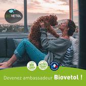 DEVENEZ AMBASSADEUR BIOVETOL !  BIOVETOL, c'est une gamme de produits antiparasitaires, d'hygiène et soins destinée aux chats, chiens et animaux de basse-cour, rongeurs et petits mammifères.  C'est la première gamme complète certifée «contrôlée Bio» par Ecocert !  Uniquement à base d'actifs d'origine végétale et biologique, les produits BIOVETOL® sont sûrs et sains pour les animaux mais aussi pour leur entourage et l'environnement.  Nos fondamentaux : 🌱 SE DÉMARQUER : 4 actifs biocides d'origine végétale utilisés pour la formulation des solutions antiparasitaires 🌱 MAÎTRISER : Elaboration des formules, fabrication des produitset conditionnement réalisés au sein du laboratoire en Ariège 🇨🇵 🌱 DÉMONTRER : Tests d'efficacité des produits effectués auprès de laboratoires indépendants 🐝Un engagement avec Un toit pour les Abeilles : En achetant nos produits, vous participez avec nous à la sauvegarde des abeilles et au développement des colonies  Tu as un ou plusieurs animaux, tu apprécies nos produits ou souhaites les découvrir car tu partages les mêmes valeurs que nous ? Alors, envoie nous un MP pour échanger un peu plus en détail.  Et, en attendant, prenez bien soin de vous et de vos compagnons en cette période exceptionnelle !  #moncompagnonbiovetol #petcare #organic #Bio #ecocert #actifsdoriginevegetale #fabriqueenfrance #originefrance #fabriqueenfrance #madeinfrance #chien #chat #petcare #instadog #instacat #pet #dog #cat #animallover #soin #naturalproducts
